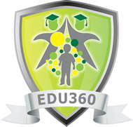 EDU360 Specialist School and Vocational Academy Logo